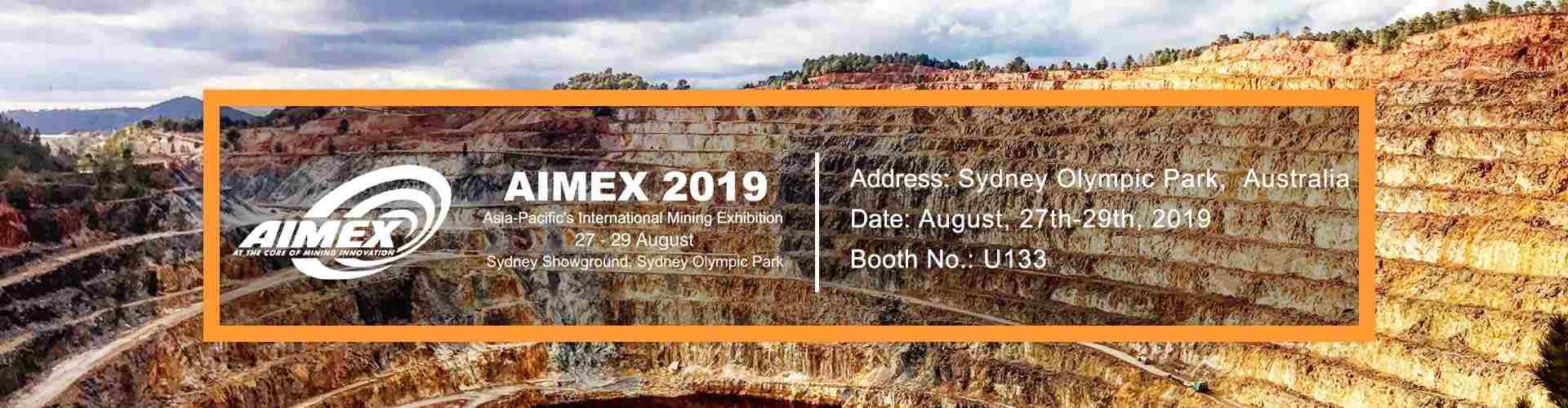 AIMEX 2019 in Australia