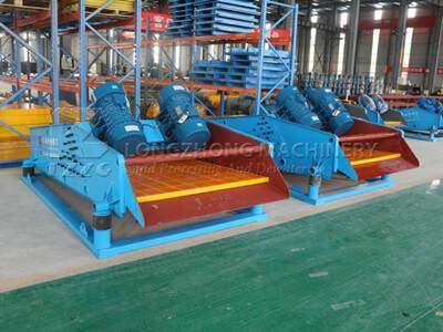 dewatering screen design