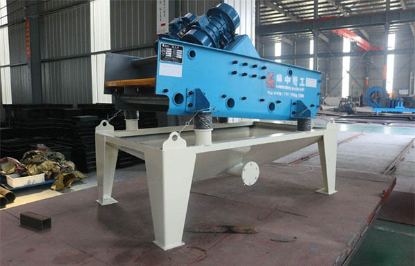 sand sifter machine
