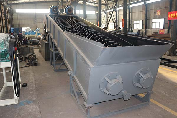 spiral coal washing plant for sale