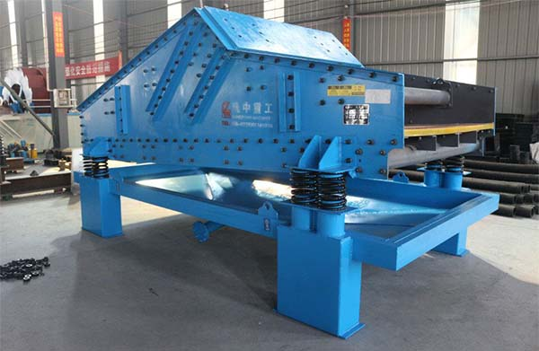 TS series dewatering screen
