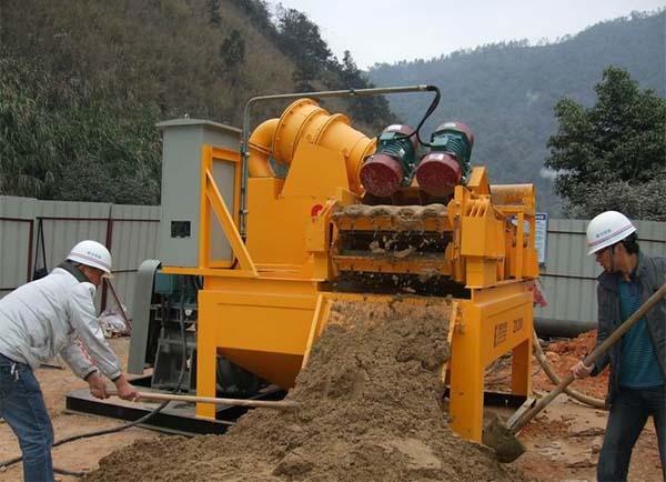 sludge dewatering machine for sale