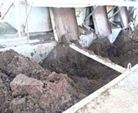 LZZG oilfield sludge dewatering plant