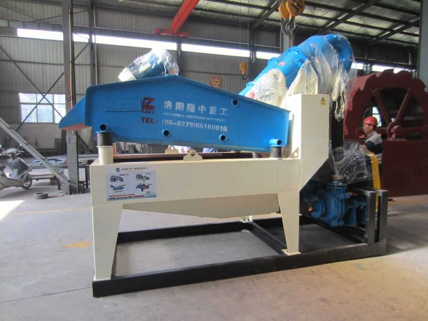 Do you know  sand recycle machine?