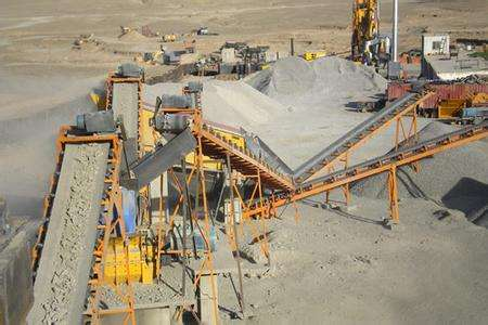 artificial sand production line
