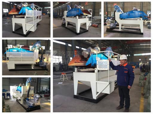 he daily maintenance of Fine Sand Recycle Machine can improve production efficiency