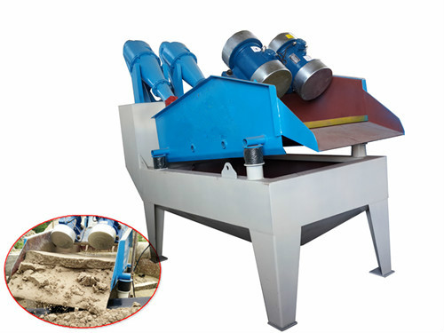 a high quality dewatering screen equipment is necessary