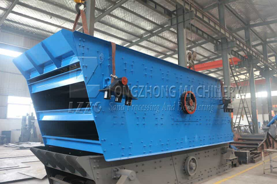 how to do the winter maintenance work of Circular Vibrating Screen