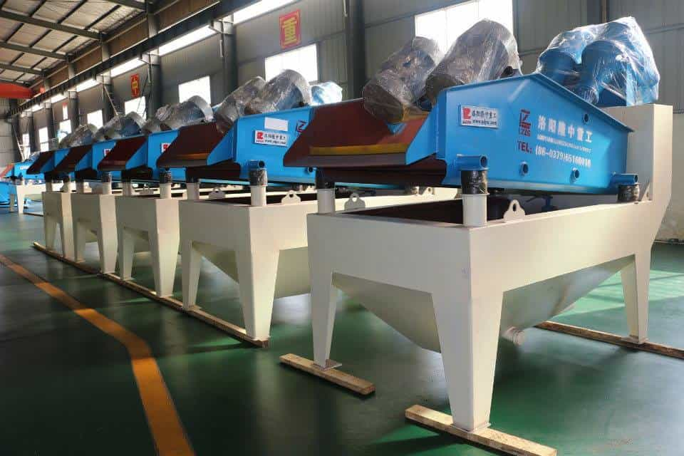 the rapid development of high-speed rail technology in China and the recycling machine as a necessary equipment for high-speed railway construction has come to the world