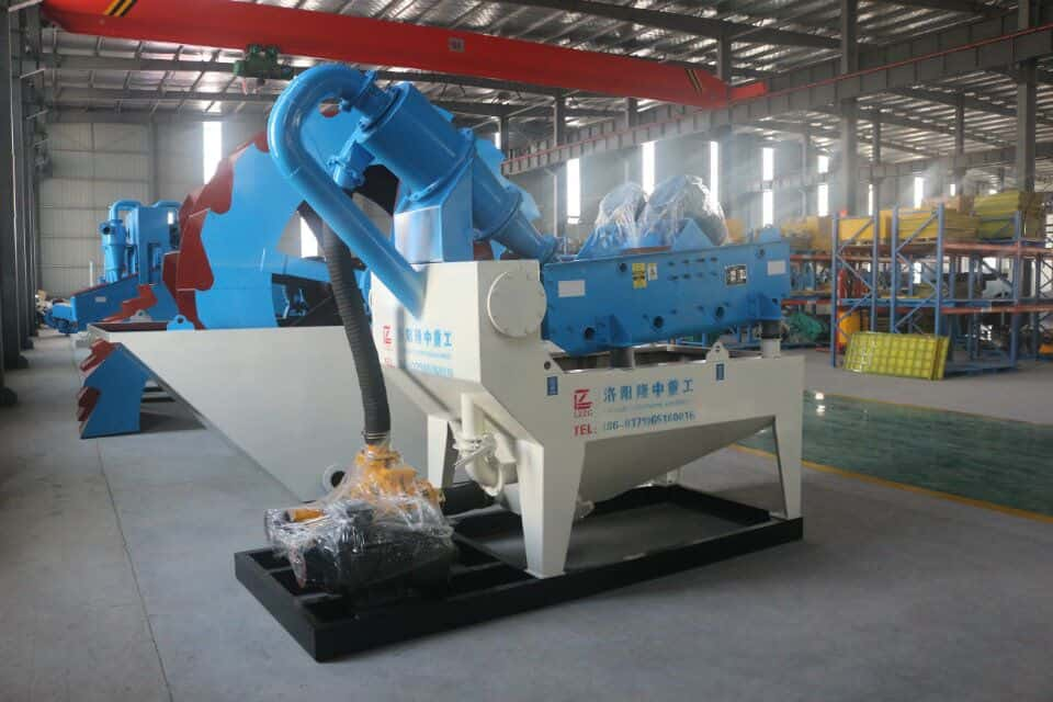 How to choose dewatering machine in the background of Internet+