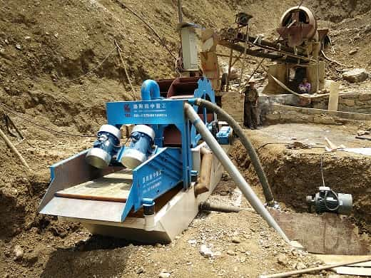 four advantages for LZZG dewatering machine