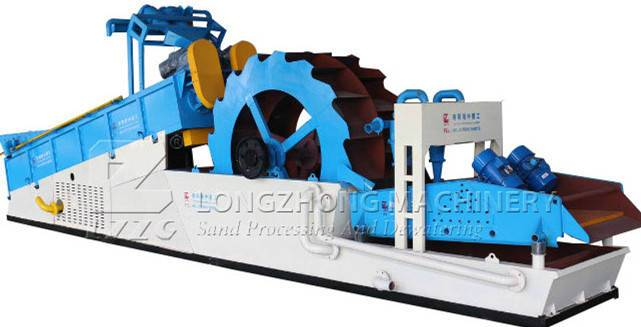 DS series multi sand washing machine (1)