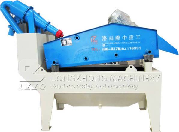 environment-friendly novel sand washing machine (1)