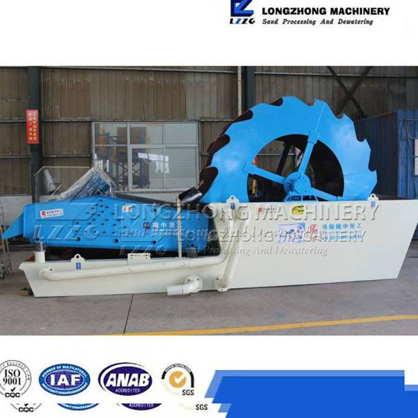 A hot sale product-impeller sand washer in LZZG (1)