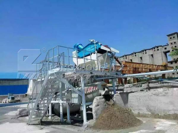 Four major elements for investing in sand washing device production line base (1)