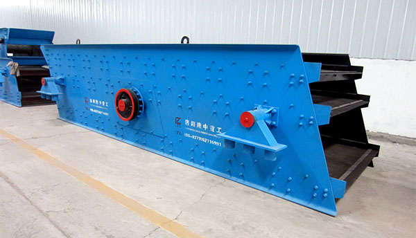 lZZG sand sifting machine