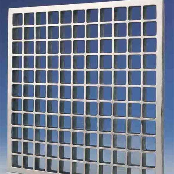 Square steel screen