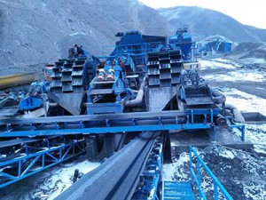 Sand Recycling Equipment