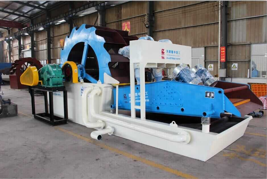 sand washer,sand washing plant
