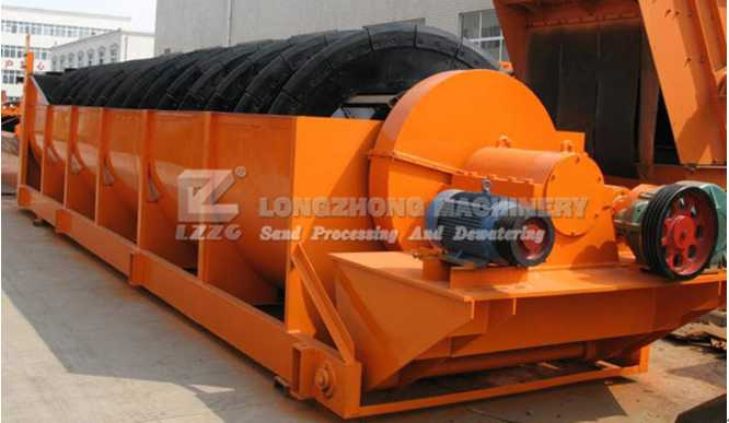 sand-washing-machine