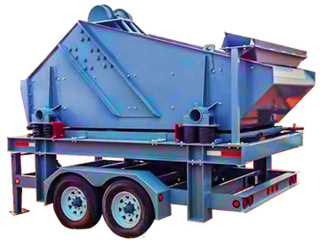 mobile-dewatering-screen