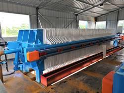 filter press for coal