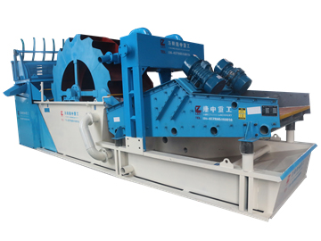 trommel-type-sand-washer