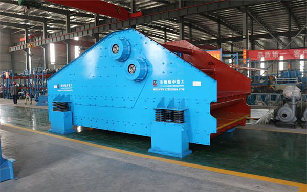 dewatering screen performance