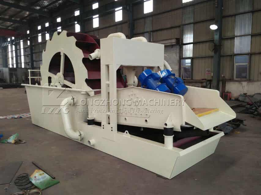 fine sand recycling production line