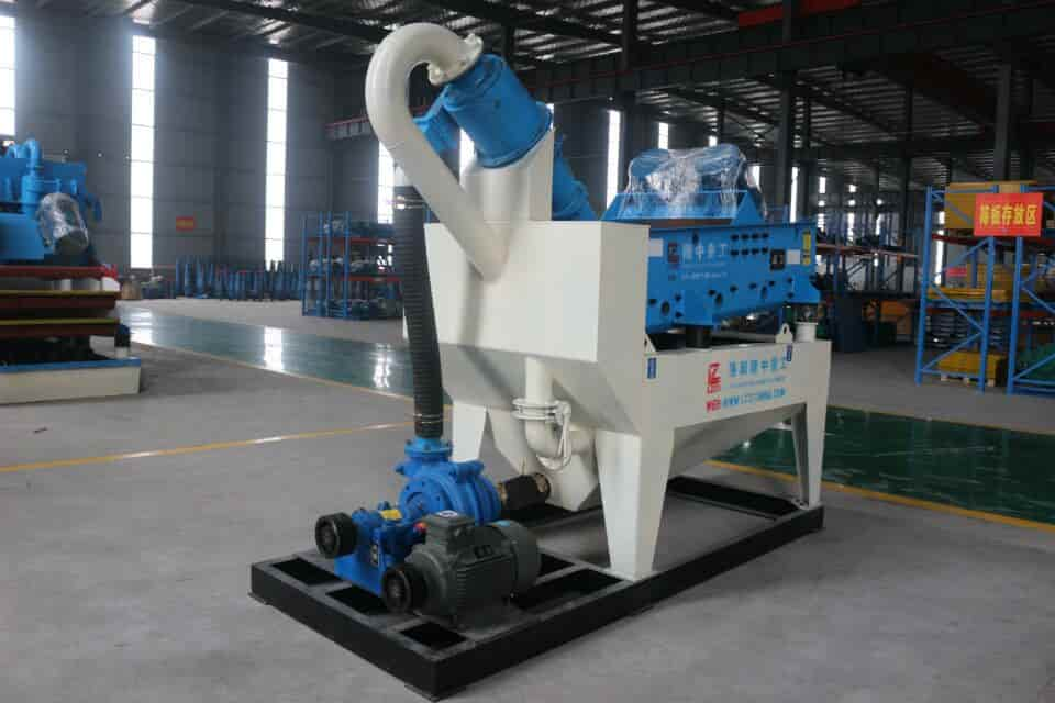 How can sand materials be processed by sand washing machine?