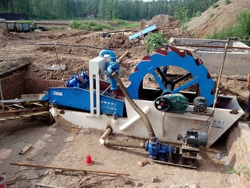 How to select round vibrating screen