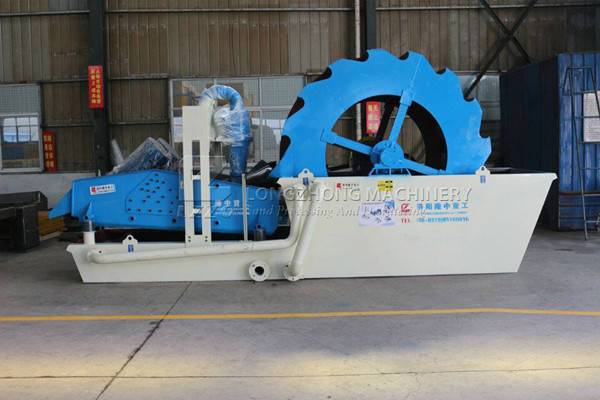 Saving cost sand washing machine is a high quality equipment (1)
