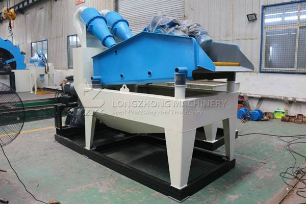 The advantages of sand washing machine (1)