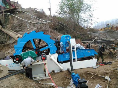 Great benefits of sand slurry dewatering machine (1)