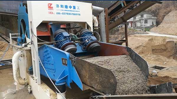 sand-washing-plant