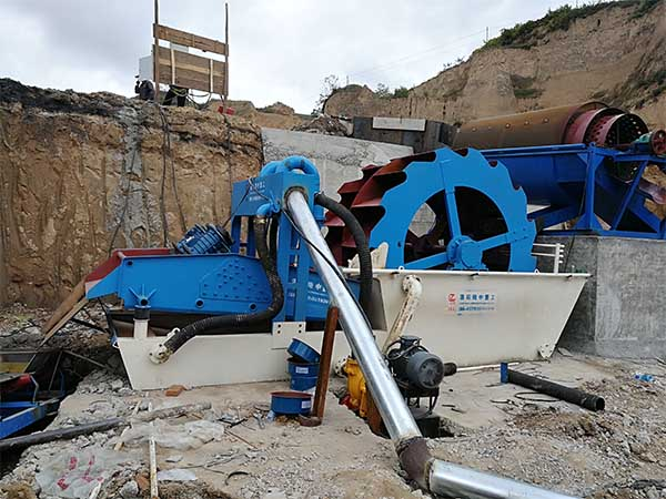 LZ sand washing machine manufacturer