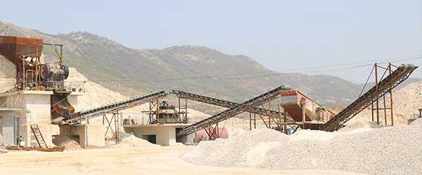 silica sand process