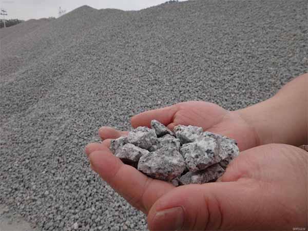 sand aggregate