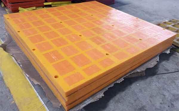 polyurethane screen panel