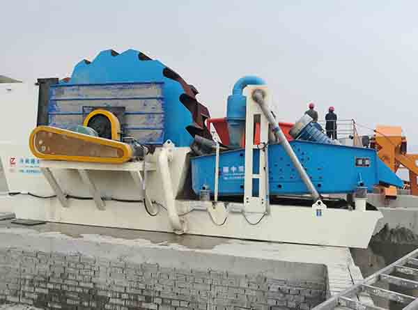 sand washing equipment hs code