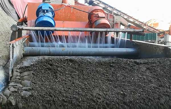 carbon dewatering screens